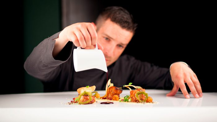 Tipos de gastronomía para un chef